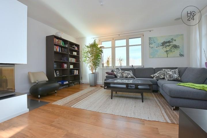 Exklusive, wunderschöne Maisonette Wohnung mit Balkon und Garage in Stuttgart Botnang