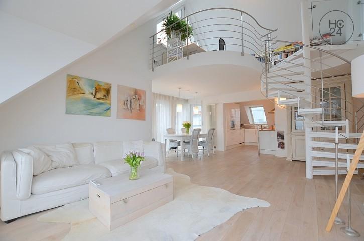 Sonnige, wunderschöne Maisonette Wohnung mit Balkon in Musberg (Leinfelden-Echterdingen)