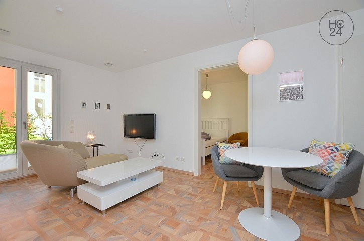 2-room apartment in Ludwigsburg