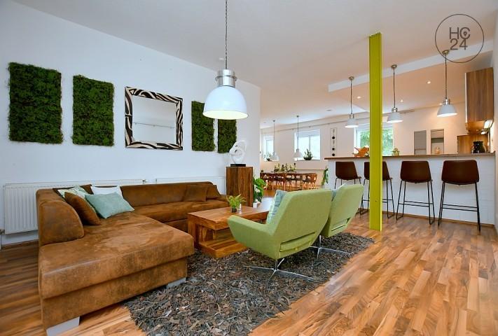 家具付き4部屋、Freiberg-am-Neckarの住宅