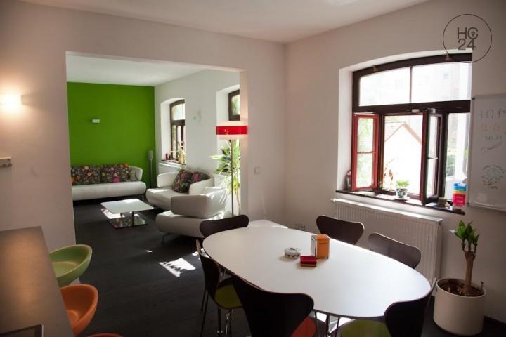möblierte Wohnung in TOP Lage Ulm