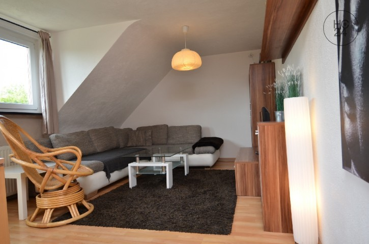Umeblowane mieszkanie z 4 pokojami w Blaustein