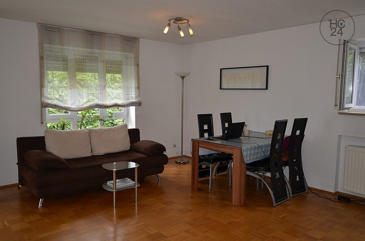 well-cared for apartment in Ulm at Eselsberg