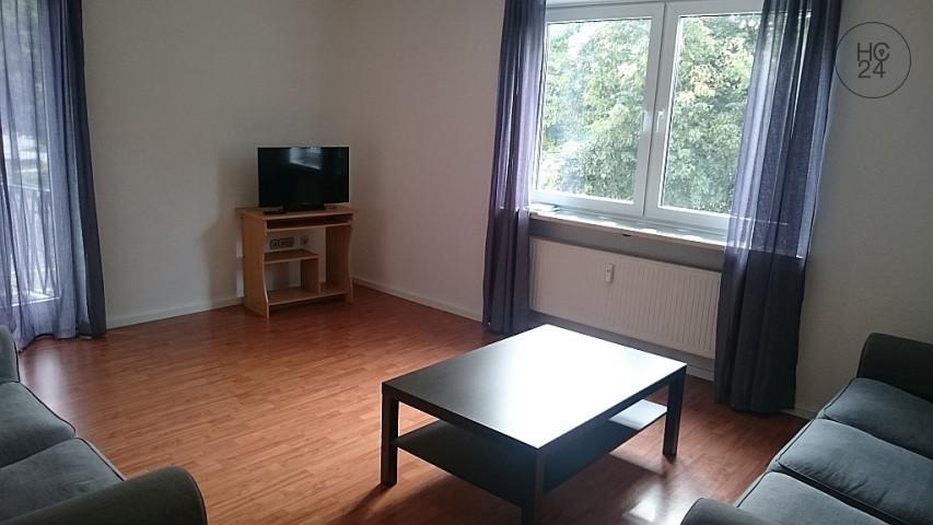 Teilmöblierte 5,5 Zimmer Wohnung in Memmingen mit 2 Balkonen