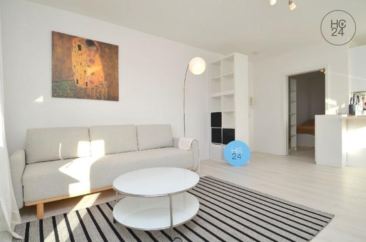 sehr schöne, möblierte 2-Zimmer Wohnung am Kuhberg