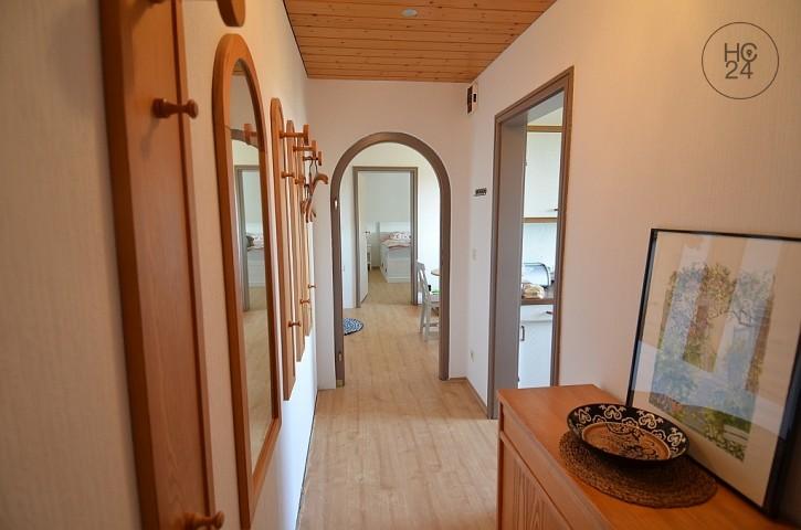 Neu möblierte 3-Zimmer Wohnung in Memmingen, Nähe Bahnhof