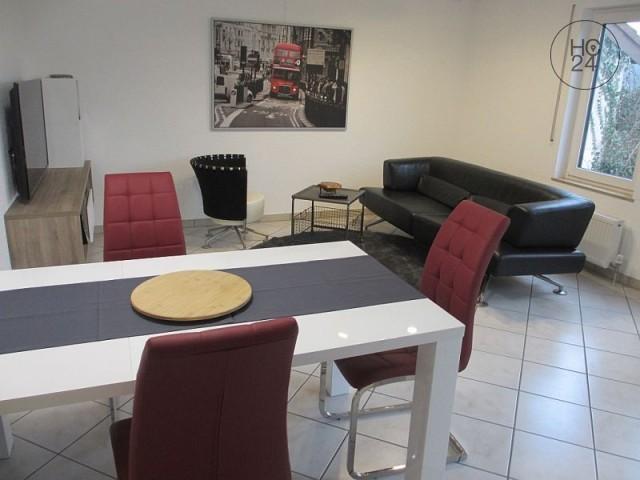 furnished 2-room apartment in Heidenheim