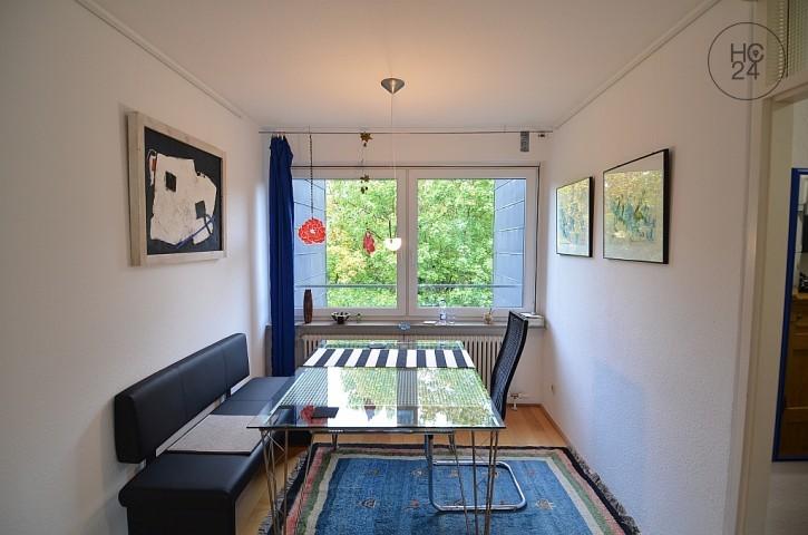 helle, möblierte 2-Zimmer Wohnung in Ulm-Wiblingen
