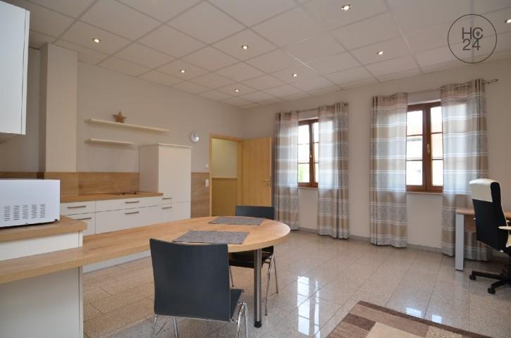 Beautiful, furnished 2-room apartment in Neu-Ulm/Pfuhl