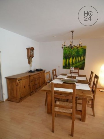 furnished 2 room apartment in Neu-Ulm Reutti
