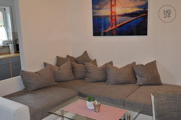 Moderne 2-Zimmer-Wohnung in ruhiger Lage von Nersingen-Leibi