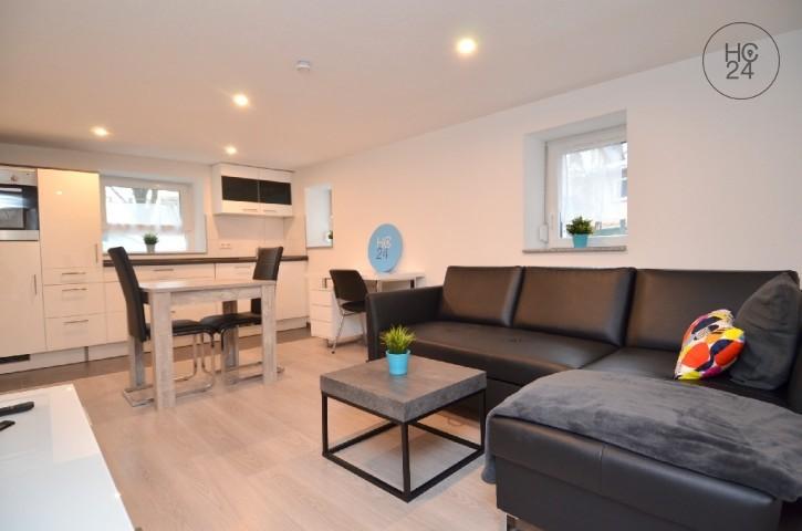 furnished 2 room apartment near Klosterhof Söflingen