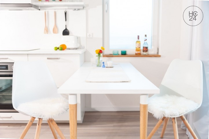 newly furnished 2 room apartment in the immediate vicinity of the Ehinger Park