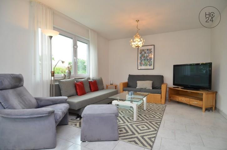 furnished 2 room flat in Ulm Lehr