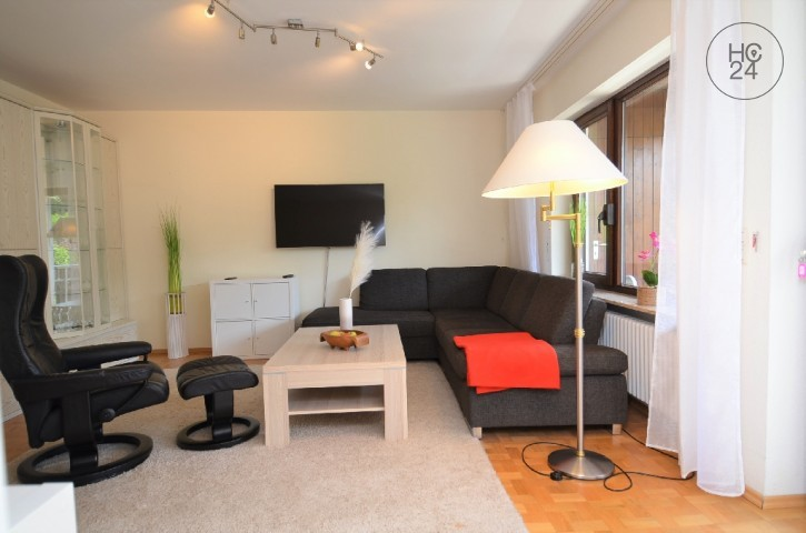 furnished 3 room apartment