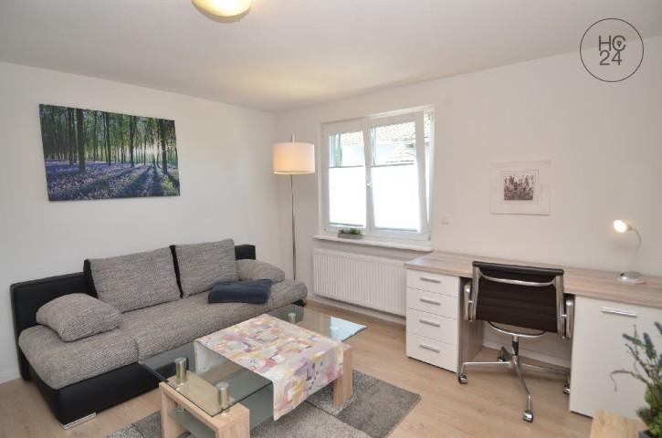 Modern 2-room apartment in Lörrach-Brombach
