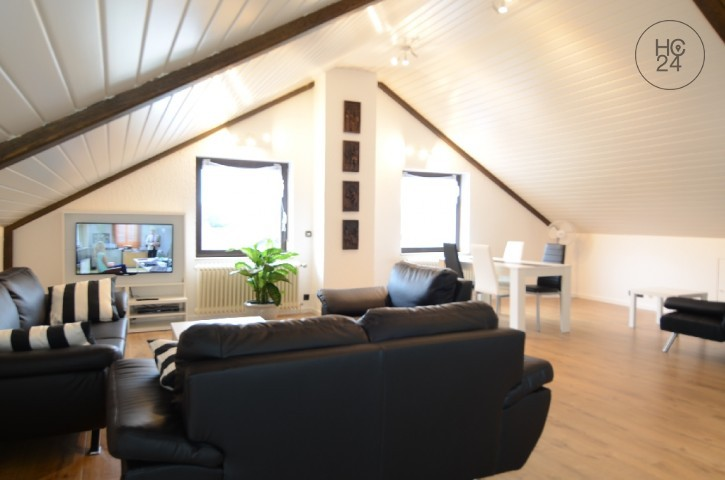 Exclusive 2-room apartment in quiet residential area in Lörrach-Brombach