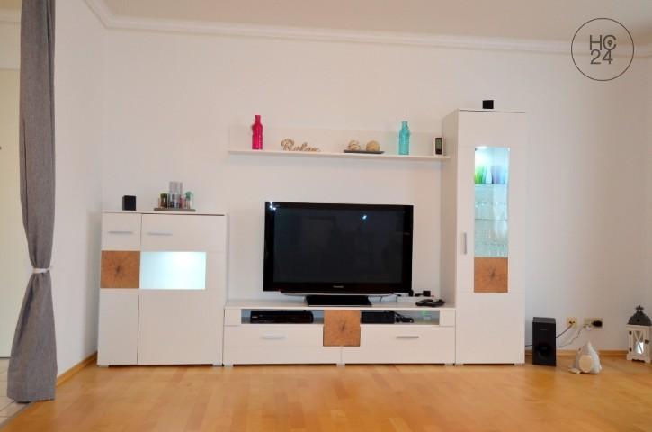 Nice and near the border 2-room apartment in Weil am Rhein-Friedlingen
