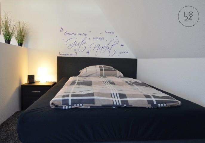 Moderne und gemütliche 1-Zimmerwohnung in Weil am Rhein