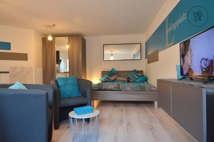 Umeblowane mieszkanie z 1 pokojami w Eimeldingen
