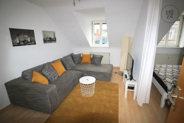Moderne 1,5 Zimmer Wohnung im Zentrum von Lörrach