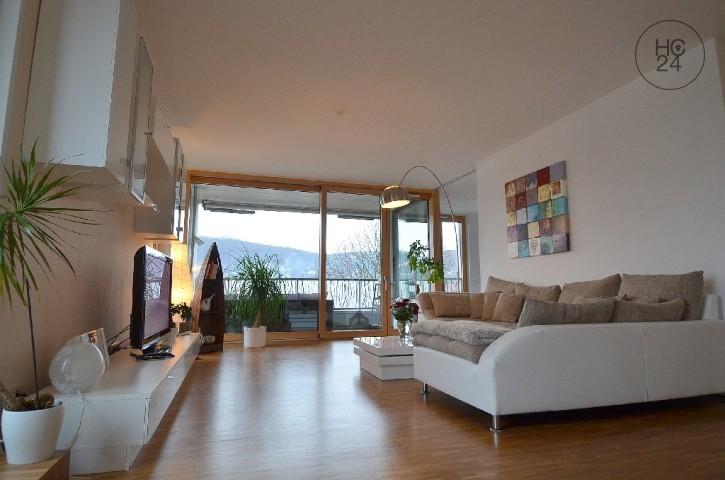 Umeblowane mieszkanie z 3 pokojami w Lörrach