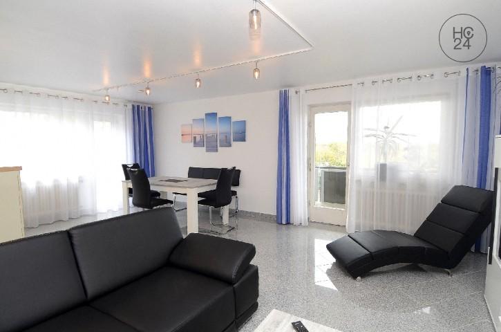 Umeblowane mieszkanie z 3 pokojami w Bad Bellingen