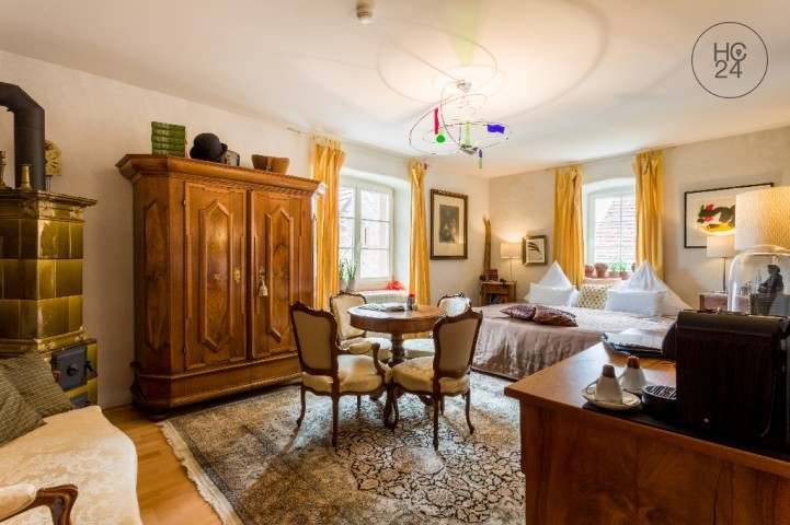 Well furnished room in Kandern-Wollbach, limited period of time