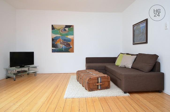 меблированная квартира с 2 комнатами в Erbenheim