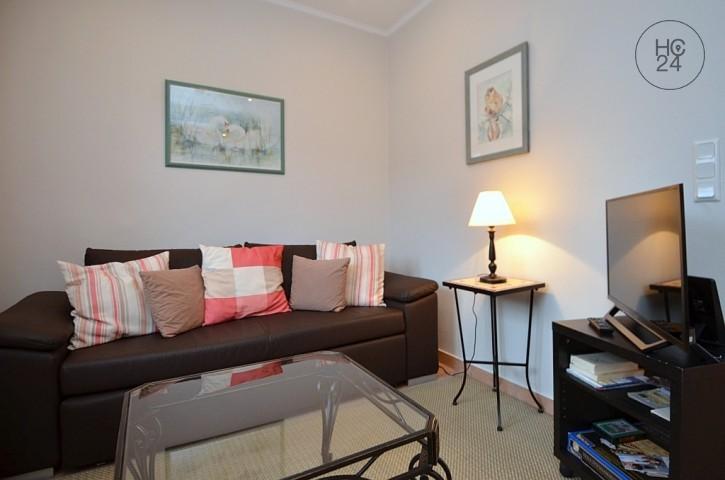 Möbliertes 2-Zimmer Apartment mit Internet, Stellplatz und Reinigungsservice in Eltville