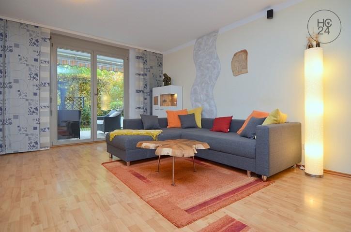 Umeblowane mieszkanie z 3 pokojami w Gonsenheim