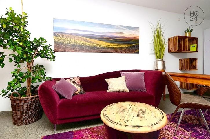 家具付きのOber-Olmアパート