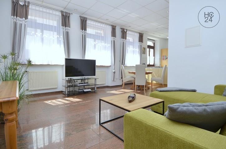 morada mobiliada com 2 quartos em Mainz-Kostheim