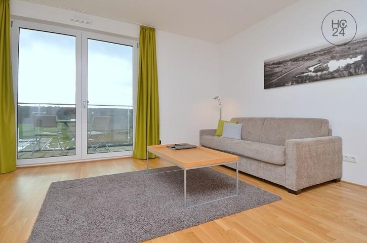 家具付きのBudenheimアパート