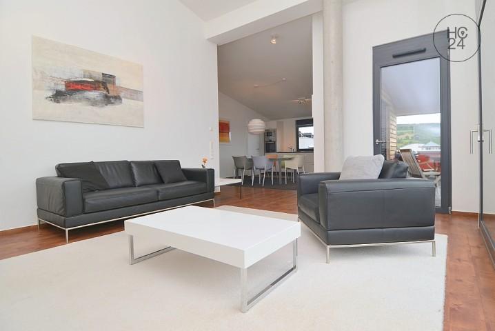 Sehr schönes möbliertes 2-Zimmer Penthouse mit Internet in Ingelheim