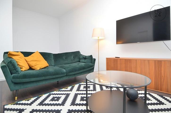 सुसज्जित अपार्टमेंट 1 कमरोँ के साथ Frankfurt
