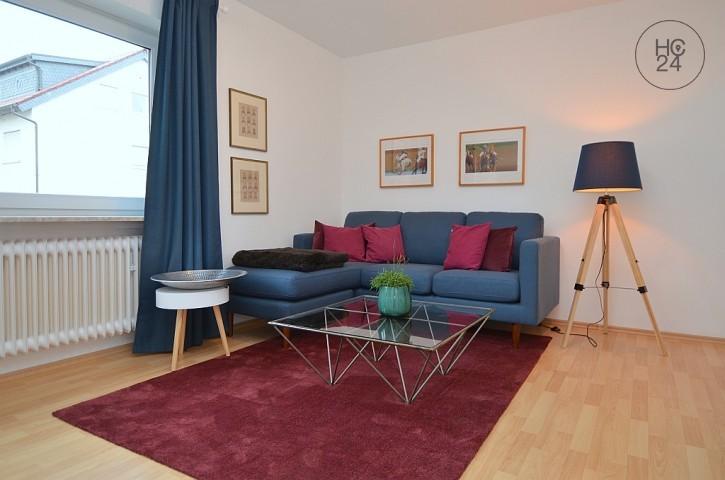 Sehr schöne möblierte 2-Zimmer Wohnung mit Internet in Ginsheim-Gustavsburg