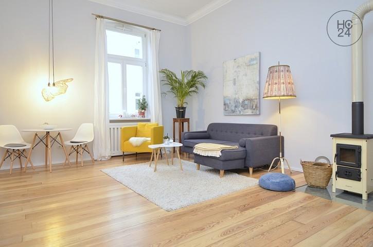 Sehr schöne und modern möblierte 2-Zimmer Wohnung mit Internet in Wiesbaden