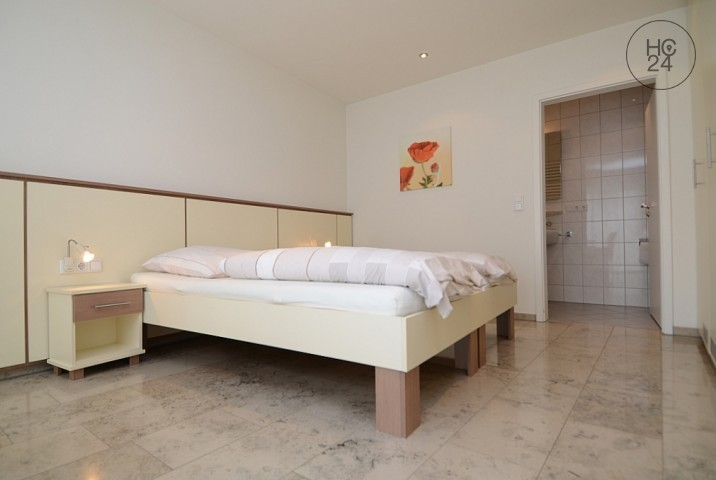 Möblierte Wohnung in Würzburg/ Randersacker