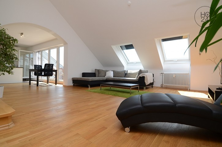 furnished apartment in Würzburg near the university hospitals