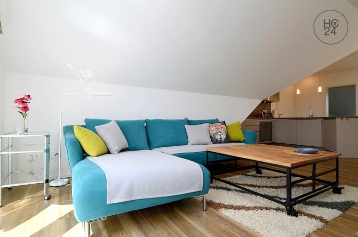 Möblierte 2-Zimmer Wohnung/Neubau in Würzburg/Lengfeld