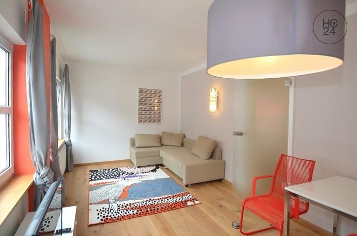 Επιπλωμένη κατοικία με 2 δωμάτια στο Altstadt