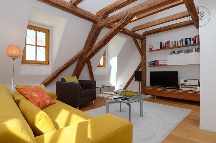 Charmant möbliertes Haus im Altort von Ochsenfurt