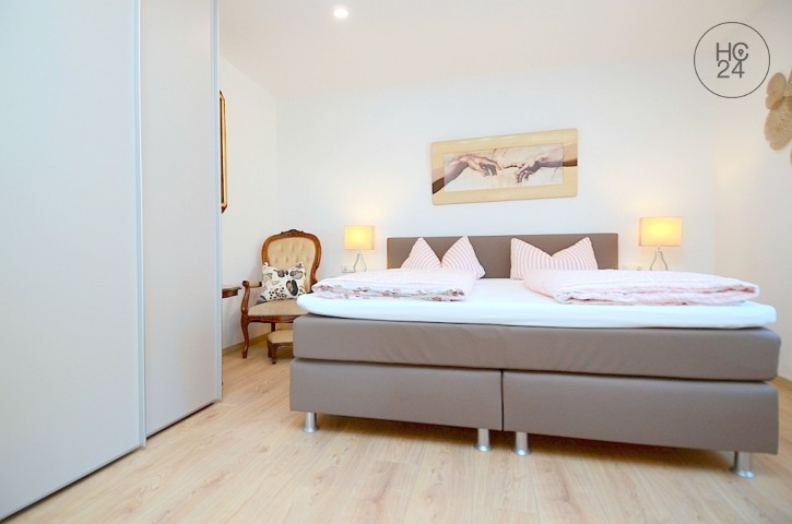 Modern furnished and newly renovated apartment in Hettstadt