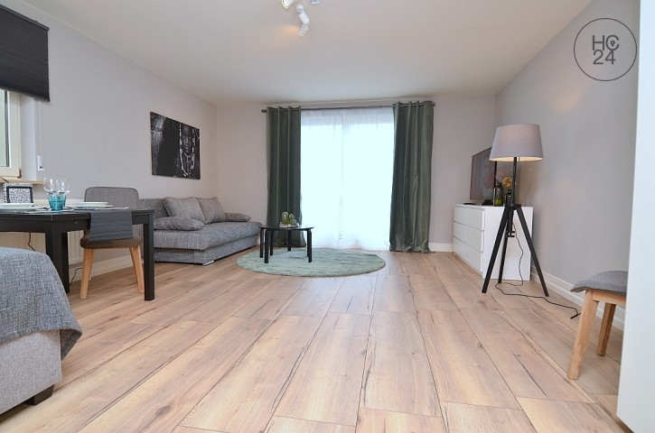 furnished apartment in Würzburg / Unterdürrbach