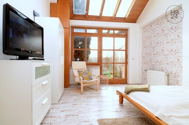 Neu renovierte und möblierte 1-Zimmerwohnung