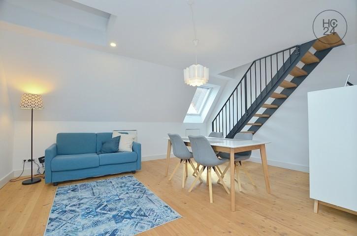 Umeblowane mieszkanie z 2 pokojami w Mainviertel