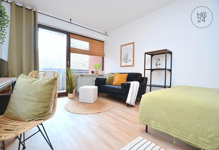 Möblierte Wohnung in ruhiger Citylage