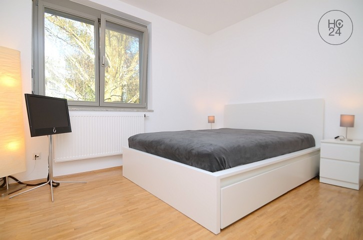 furnished room in Würzburg / Steinbachtal with roof terrace