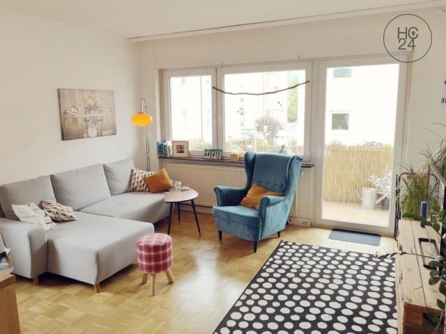 Furnished apartment with flair in Wü / Zellerau near Neunerplatz